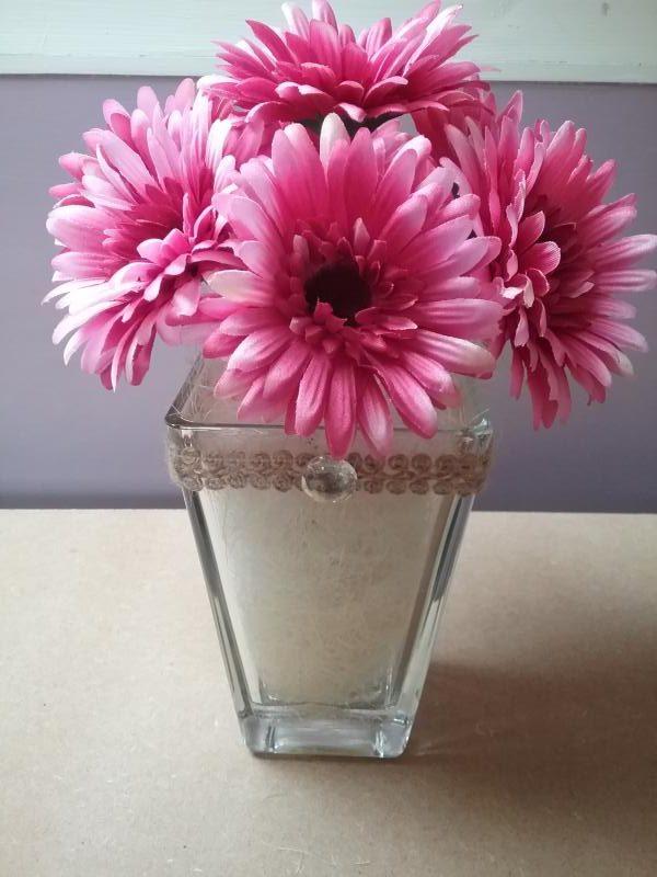 Bright Pink Gerbera Floral Design